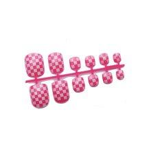 2 Boxes of DIY Wedding Designed False Toenails/nails, Rose