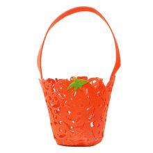 Trick Or Treat Pumpkin Halloween Party Decor Children Prop Candy Storage-A8