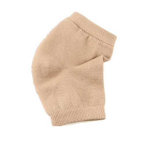Soft khaki Socks Fights Dry Feet, Cacked Heel
