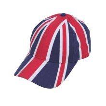 Union Jack Baseball Cap UK Flag Olympics United Kingdom Hat Souvenir Party