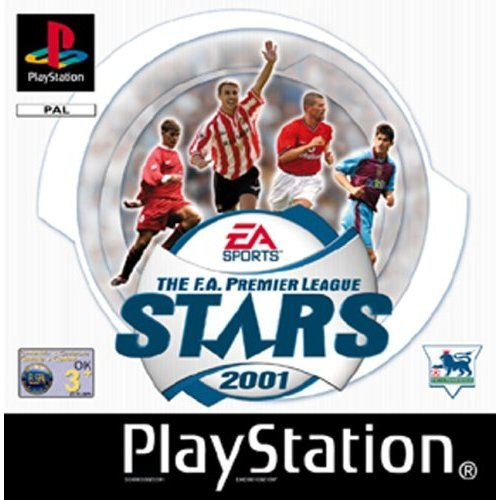 FA Premier League Stars 2001 (Playstation)