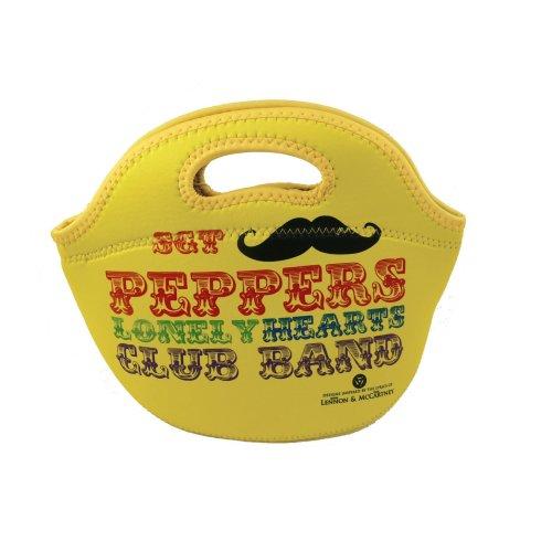 Lennon & McCartney Lunch Bag - Sergeant Peppers