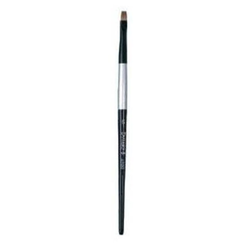 FM Brush Company FM32805 Blended Synthetic Watercolor Brush Bright 6