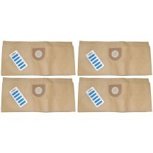 Vax Canister Vacuum Cleaner Paper Dust Bags X 20 + Air Fresheners