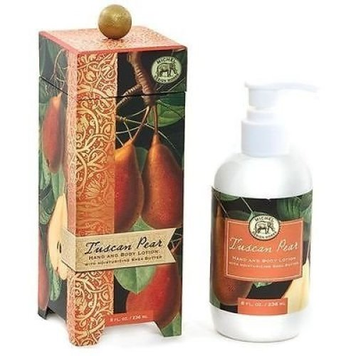 Michel Design Works Hand And Body Lotion, Tuscan Pear