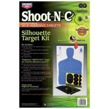 Birchwood Casey Shoot-N-C Silhouette Kit, 12 x 18