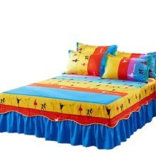 Luxurious Durable Bed Covers Multicolored Bedspreads, #28
