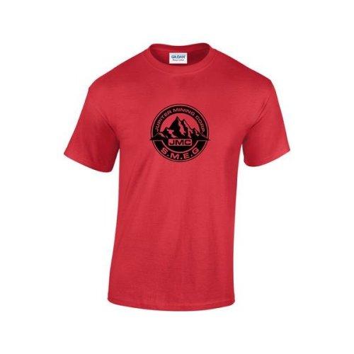 TV Inspired Red Dwarf Jupiter Mining Company T-Shirt