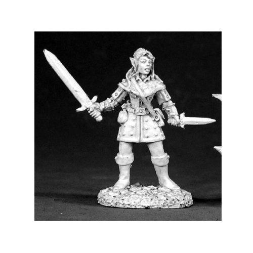 Reaper Miniatures Dark Heaven Legends 02590 Merryn Elf Thief