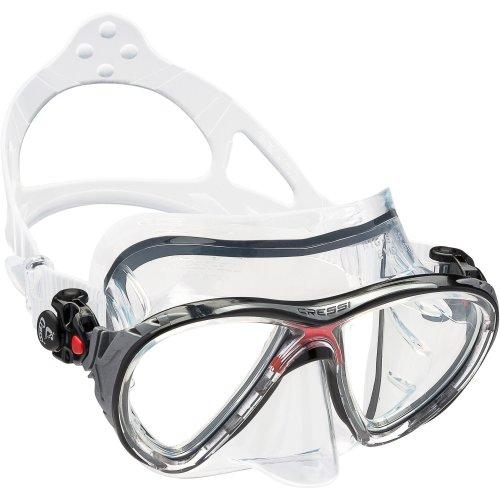 Cressi Big Eyes Evolution Scuba Diving and Snorkeling Mask