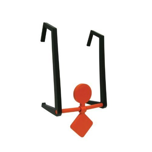 Champion DuraSeal Double Hanging Spinner Target (Orange)