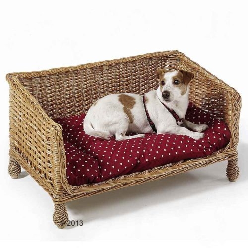 Wicker Dogs Sofa Cushion Washable Cushion