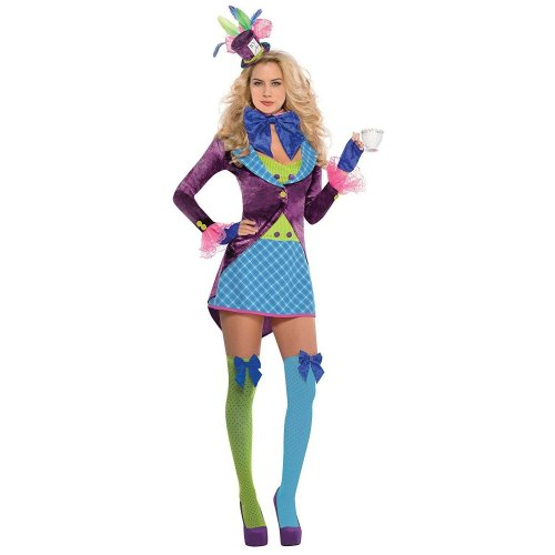 Mad Miss Hatter Costume