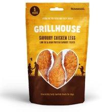 Grillhouse Savoury Chicken Legs