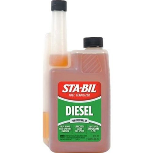 Gold Eagle 22254 32 oz Diesel Formula Fuel Stabilizer & Performance Improver