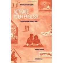Activate Your English Pre-intermediate Teacher's Book: a Short Course for Adults