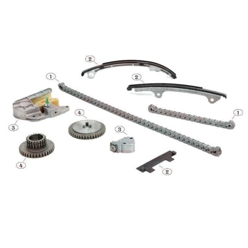 Nissan X-trail T30 2.0 & 2.5 16v Petrol 2001-2007 Timing Chain Kit