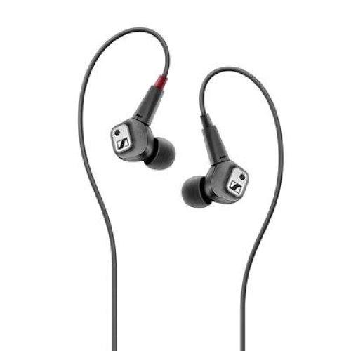 Sennheiser IE 80 S High-Fidelity Ear-Canal Headphones for iOS