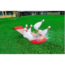 Bestway Outdoor Garden H20 Go! Slide-N-Splash Bowling - 5.49m (18ft)