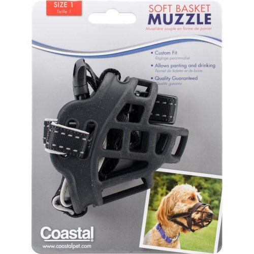 Coastal Soft Basket Muzzle-Dachshund, Maltese, Toy Poodle