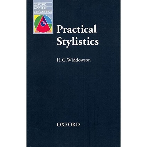 Practical Stylistics: An Approach to Poetry (Oxford Applied Linguistics)