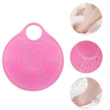 Silicone Wash Feet Exfoliating Tool Cleansers Brush Horny Remover Promote Blood Circulation