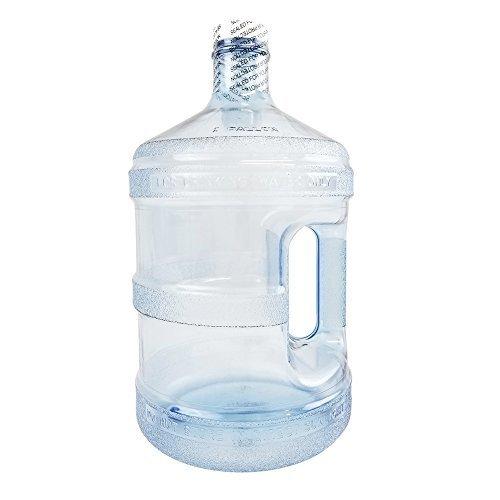1 Gallon Plastic Water Bottle WHandle