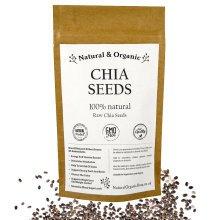 Natural & Organic - CHIA SEEDS - 100% Natural