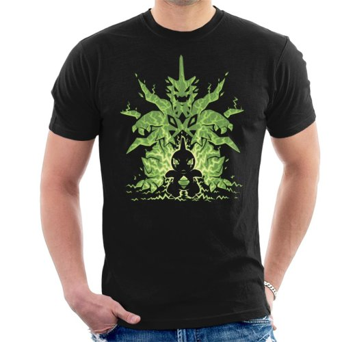 The Mega Tyrant Tyranitar Men's T-Shirt