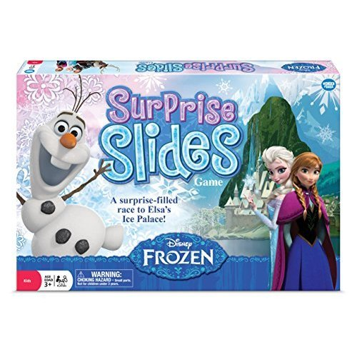 Disney Frozen Surprise Slides Exclusive