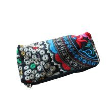 Ethnic Style Needlecrafts Handmade Embroidery, Purse & Hand bag & Purse(H)