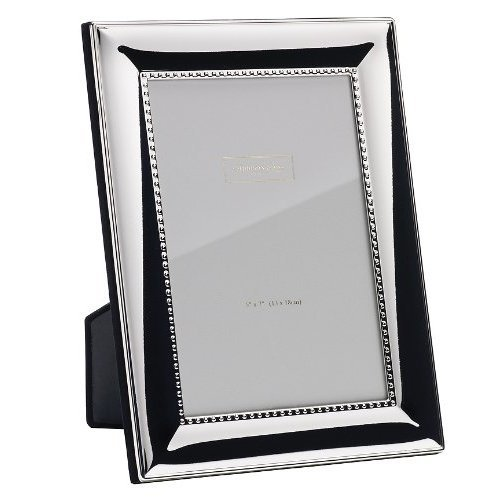 Addison Ross, Photo Frame, 5x7, Silver Plate Shot, 5 x 7 Inches