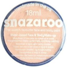 Snazaroo 18ml Face Paint - Complexion Pink - Colours Fancy Dress Paints Body Up -  face snazaroo 18ml paint colours fancy dress paints body up