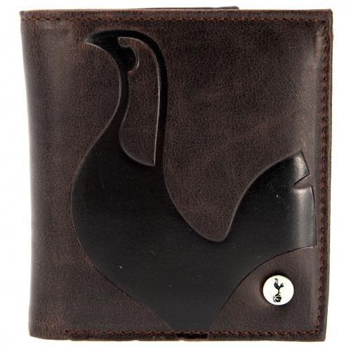 Tottenham Luxury Brown Wallet