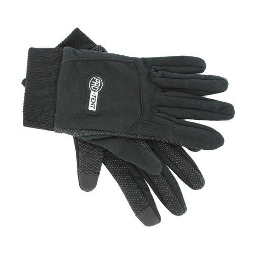 Pro-tekt Mens Micro Fleece  Smartphone Friendly Winter Gloves (Pair)