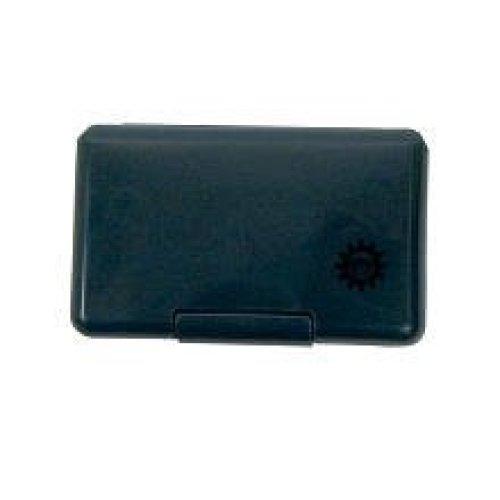 Gear Monkey Hard 9 Game Case for Nintendo DS Lite Black Gearmonkey