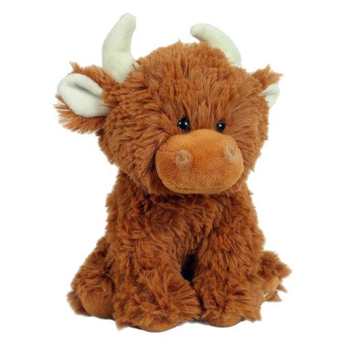 Lambland Super Soft Highland Cow Soft Toys