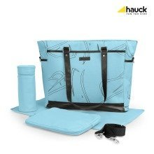 Hauck Sammy Changing Bag - Blue