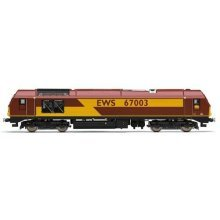 Hornby R3399 Ews Freight Train Pack - Limited Edition - Oo -  train pack hornby r3399 ews freight limited edition oo