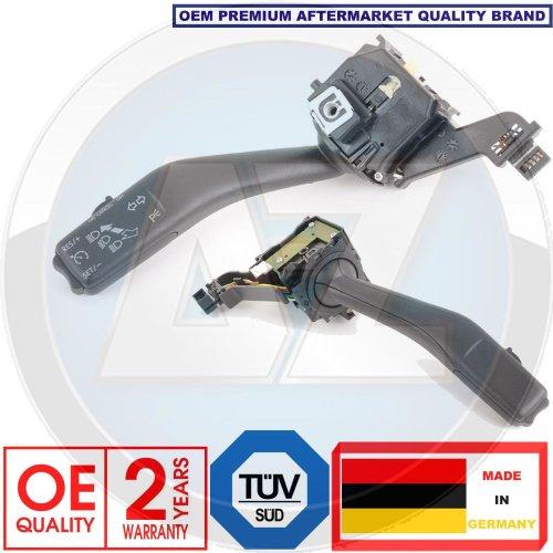 for SEAT SKODA VW INDICATOR HEADLIGHT STALK CRUISE CONTROL UNIT 1K0953513G NEW
