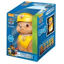 Paw Patrol Illumi-mates - Rubble - Light Colour Changing Illumimate LED -  paw patrol light rubble colour changing illumimate led illumimates night