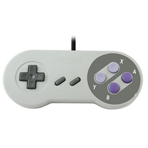 Classic Controller For Super Nintendo