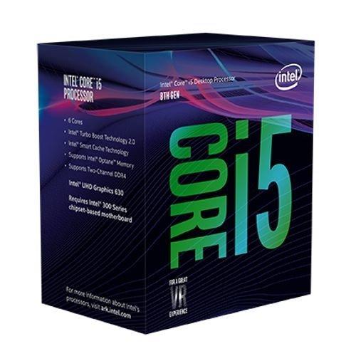 Intel Core i5-8600K CPU, 1151, 3.6 GHz (4.3 Turbo), 6-Core, 95W, 14nm, 9MB, Overclockable, Coffee Lake, NO HEATSINK/FAN