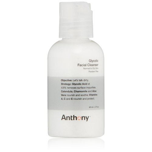 Anthony Glycolic Facial Cleanser 60 ml