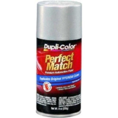 Krylon BHY1800 8 oz Hyundai Exact-Match Automotive Paint, Bright Silver Metallic