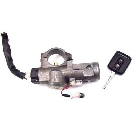 Nissan Primera TD Ignition Lock & Key 8156AT 8157MT