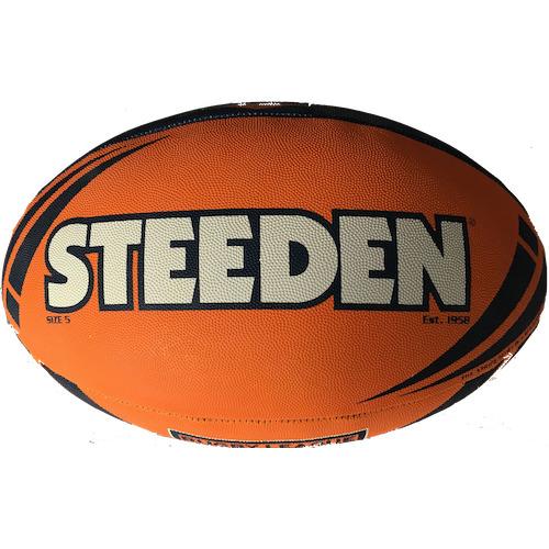 Denver Test souvenir rugby league ball