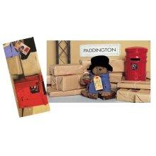 Official Paddington Bear Post Office Picture Tea Towel Souvenir Gift Licenced