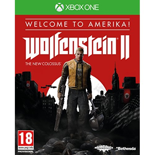 """Wolfenstein II: The New Colossus """"Welcome to Amerika"""" Pack (Xbox One)"""