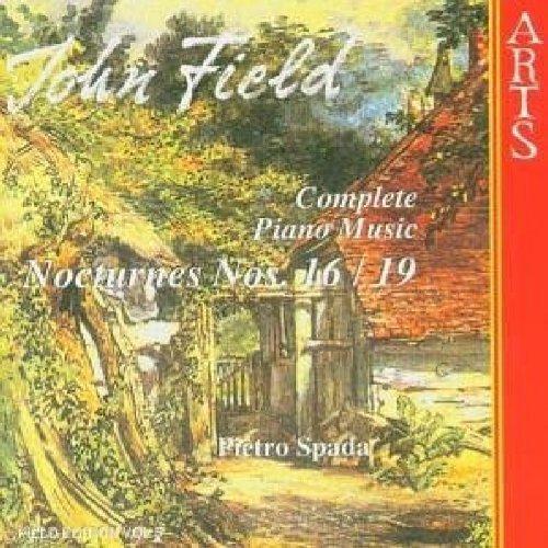 ohn Field - John Field: Complete Piano Music, Vol. 5 - Nocturne Nos. 16-19 [CD]